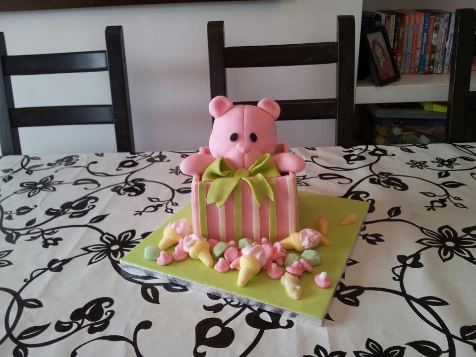 Yummy Mummy Survival Mmmmm Home Made Birthday Cakes Teddy Bear