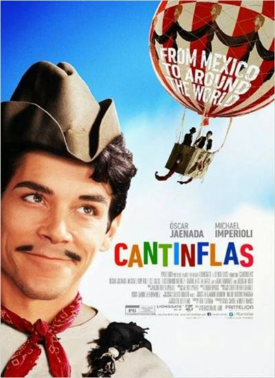 Filme Cantinflas A Magia da Comédia