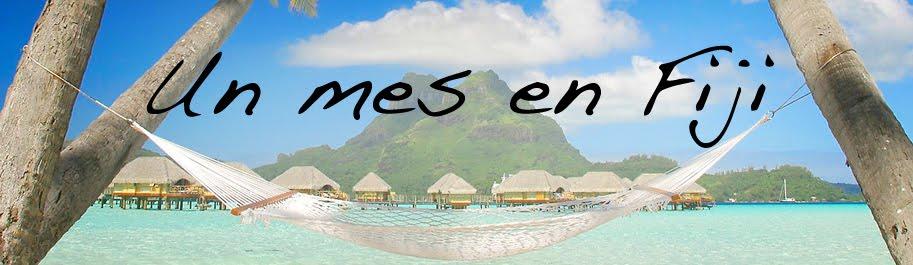 Un mes en Fiji