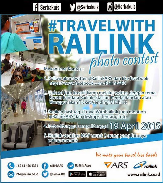 Travel With Railink