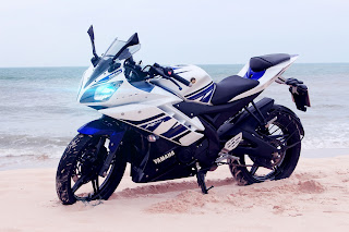 R15 V2 Modified With Projector Lights August 2013 | Yamaha R...