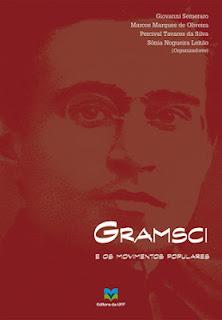"""""""Gramsci e os movimentos populares"""": mais uma publicação do NUFIPE"""