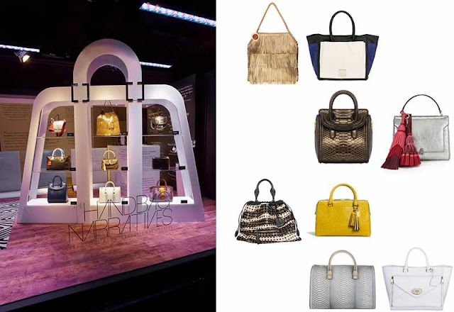 HARRODS HANDBAG NARRATIVES EXHIBITION