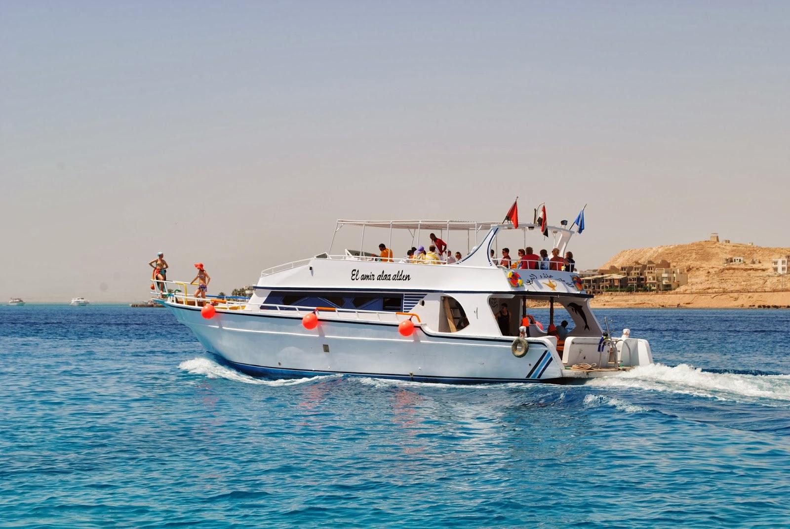 رحلة جزيرة الجفتون - رحلات الغردقة