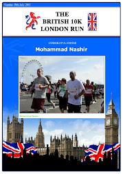 British London 10K