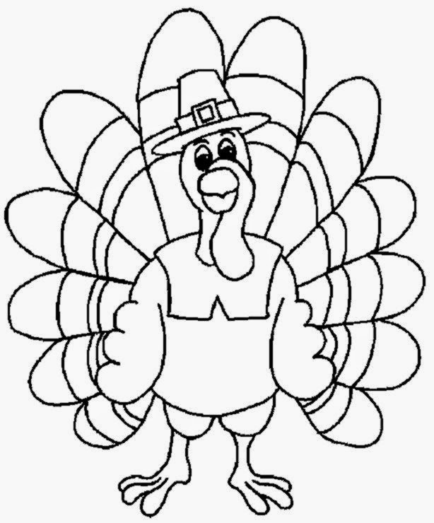 printable coloring pages thanksgiving free coloring pages