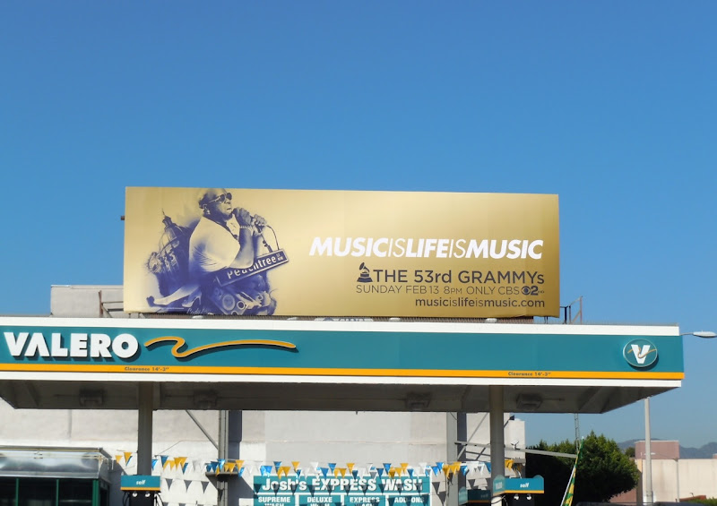 53rd Grammys Music is Life Cee Lo Green billboard