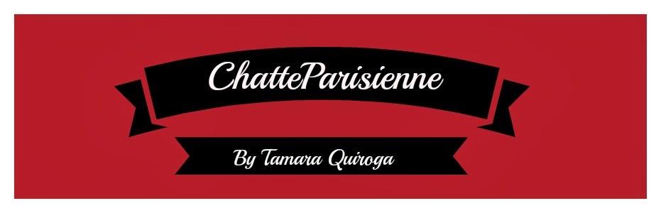 Chatte-Parisienne