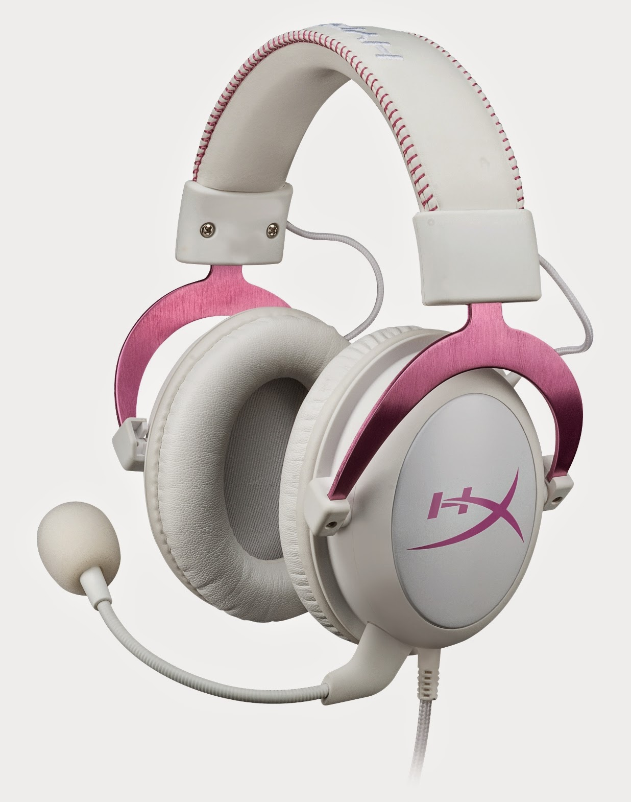 Kingston hyperx cloud ii gaming headset word cloud - For People That Want Bright There S Also A White And Pink Model On Its Way