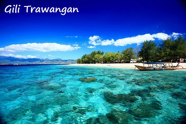 Paket Tour Wisata Lombok Sasak Gili Trawangan Murah