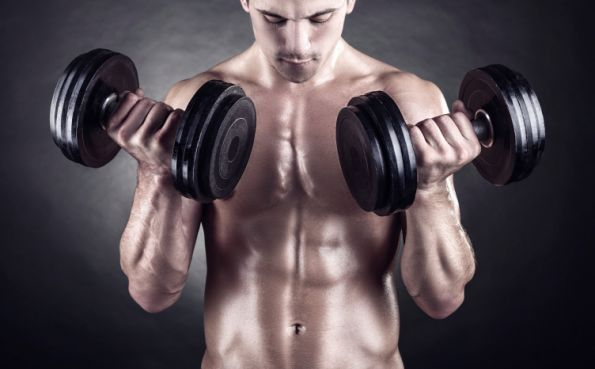 Circuito Gimnasio : En forma ahora circuito de entrenamiento para empezar en el gimnasio