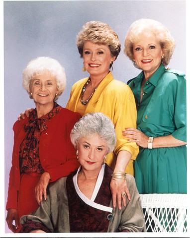 A rose by any other name for Why did bea arthur leave golden girls