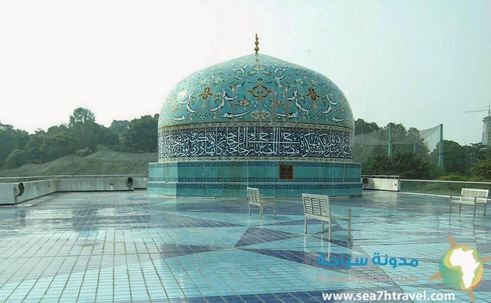 متحف اسلامى فى ماليزيا