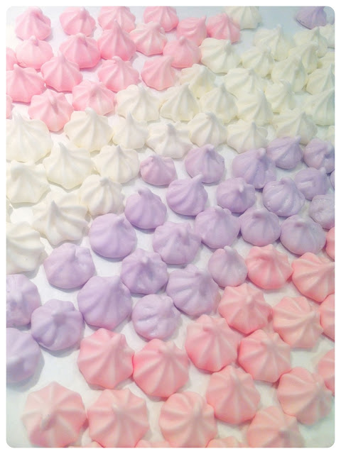 Cherie Kelly's Vanilla Meringue Kisses