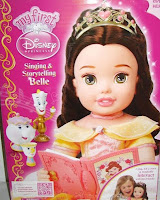 WIN Singing & Storytelling Belle Doll