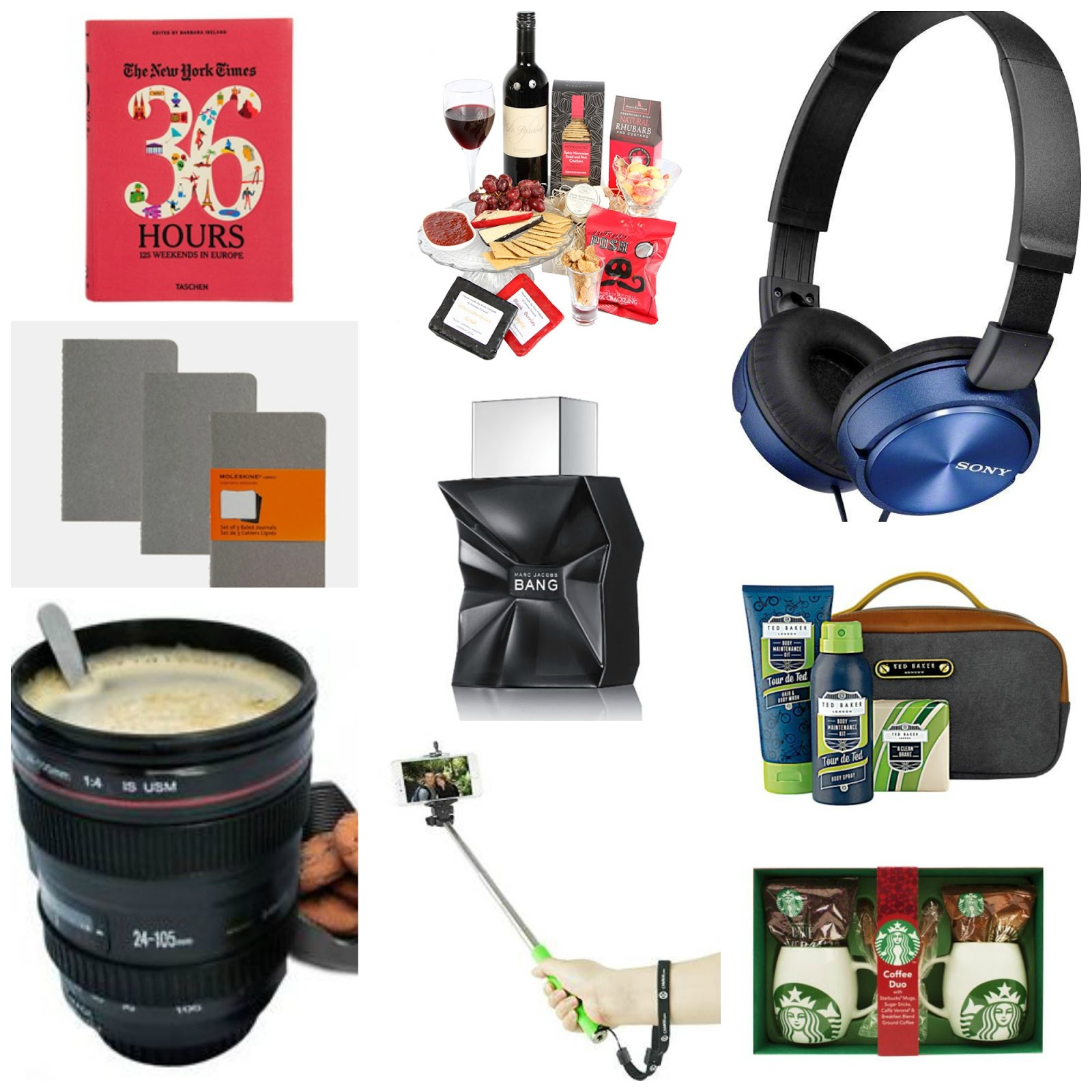 mens christmas gift guide budget under £30 2014
