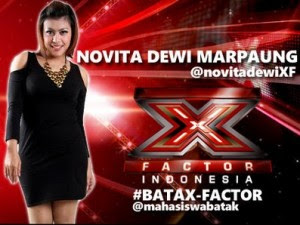 Novita Dewi X Factor Indonesia