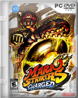 Mario Strikers Charged Football [PC][Español][Repack ][1DVD5][Varios.Servidores]