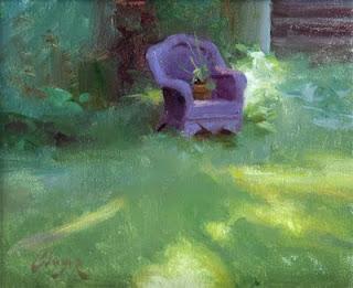 A Shady Seat