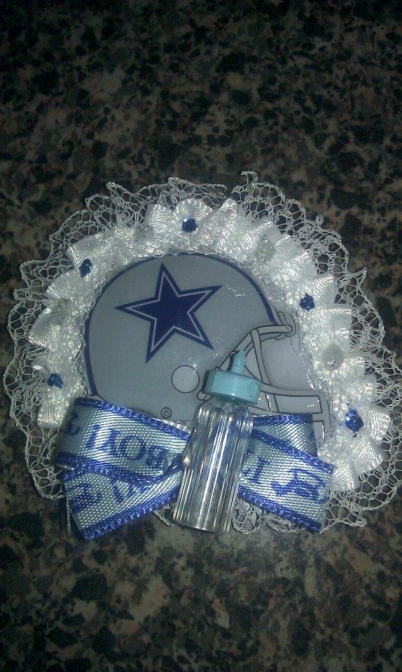 dallas cowboy guest pin