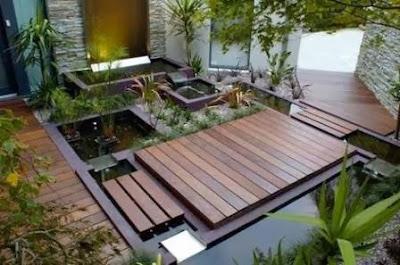 Tukang Taman Malang desain interior Taman minimalis