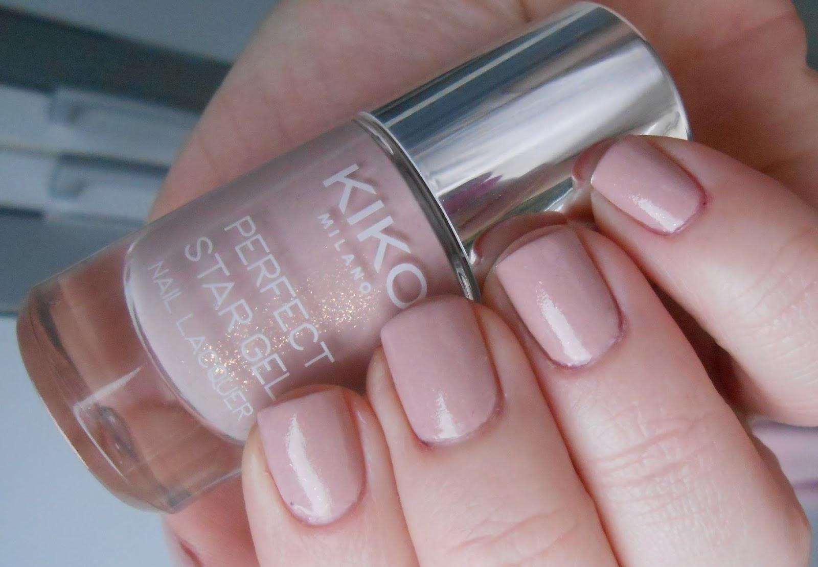 Hautnah Beauty: Nails | Kiko - Perfect Star Gel Duo Nail Lacquer ...