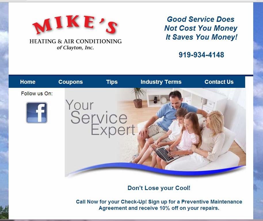 http://www.mikesheatingandairconditioning.com