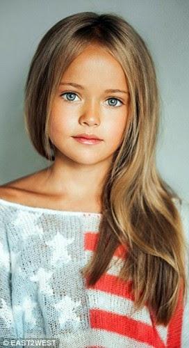 Dünyanın En Güzel Kız Çocuğu Kristina Pimenova Foto
