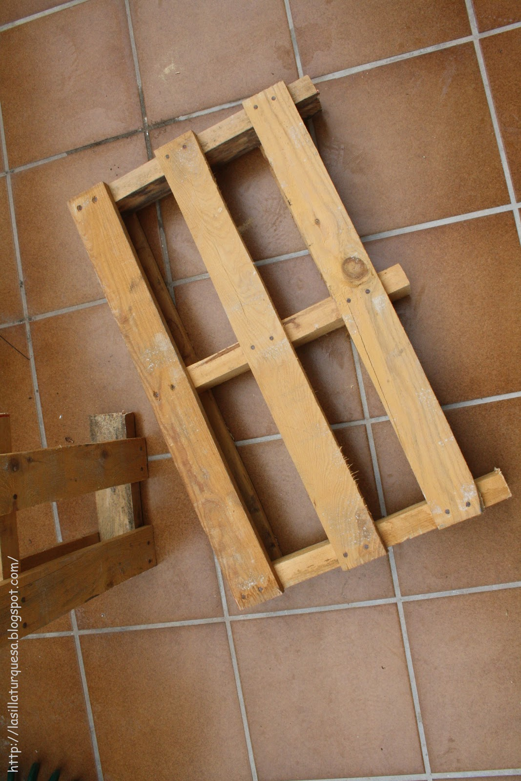 La silla turquesa tutorial un especiero vertical - Como hacer un especiero ...