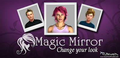 a Magic Mirror, Hair styler v2.1.4 Apk App