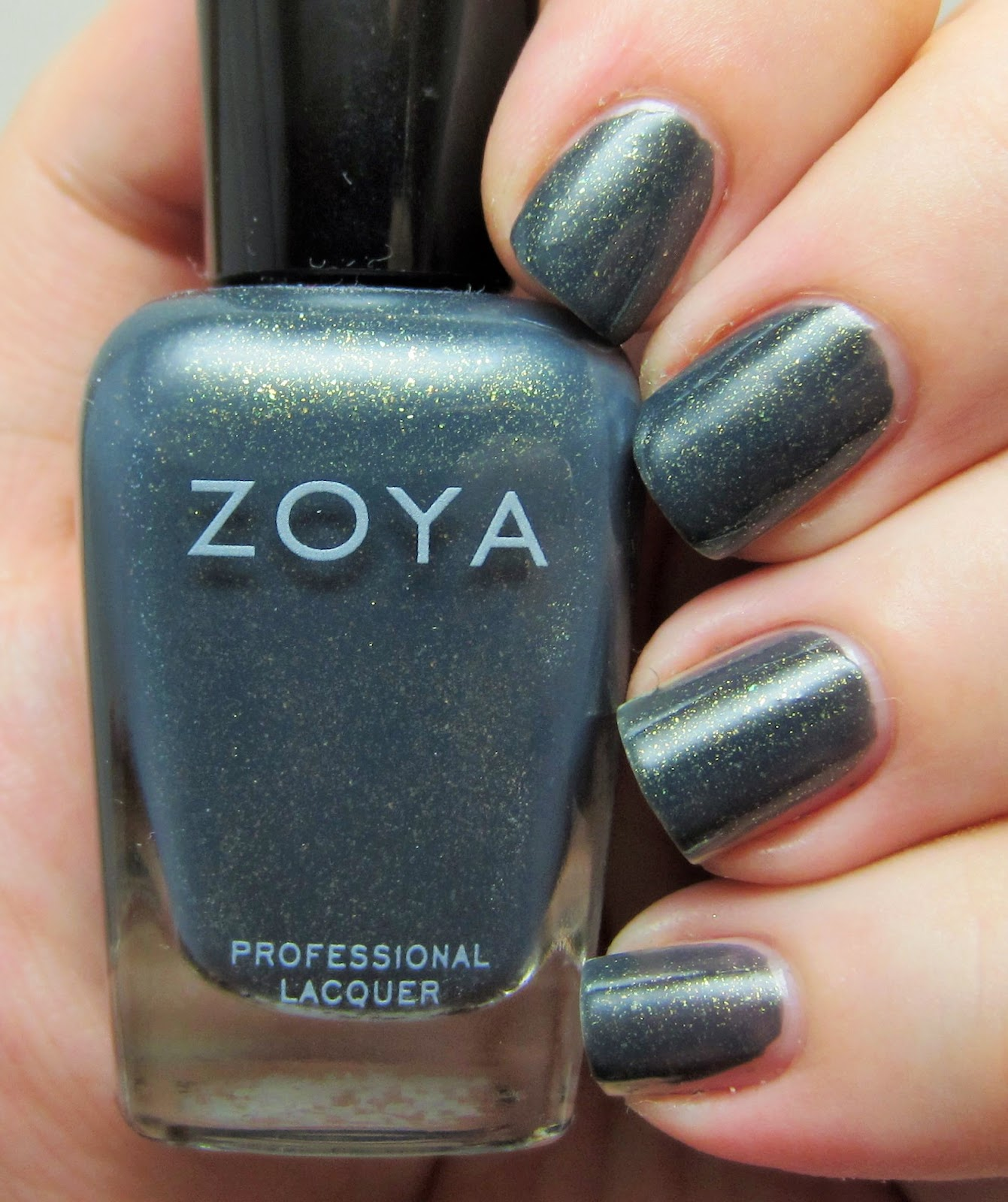 c3e8bbe3273 Veruschka is one of Zoya s Matte Velvet polishes. Again