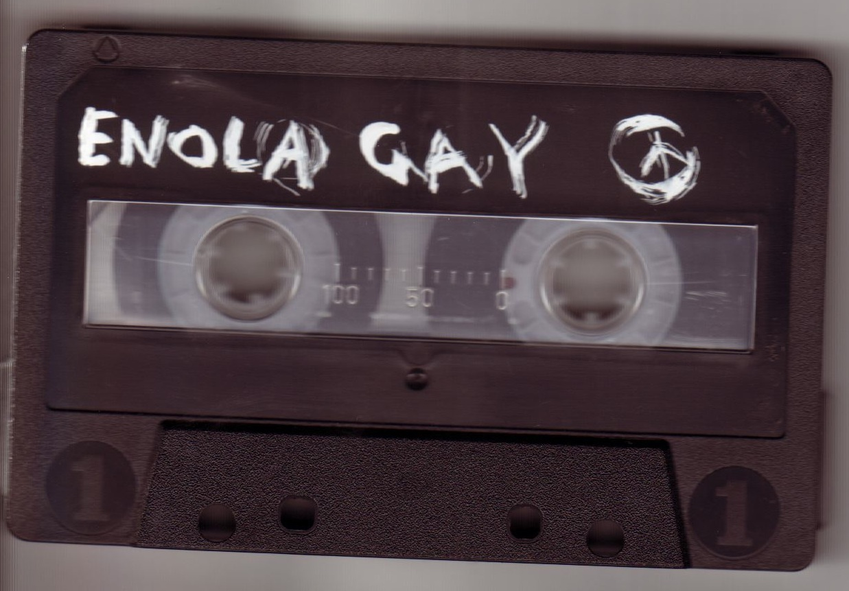 This totally ripping 1982 recording from ENOLA GAY garnered the following ...