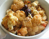 Greek-Style Cauliflower Gratin with Feta and Olives