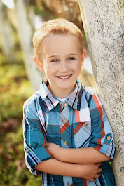 Kian, Age 6