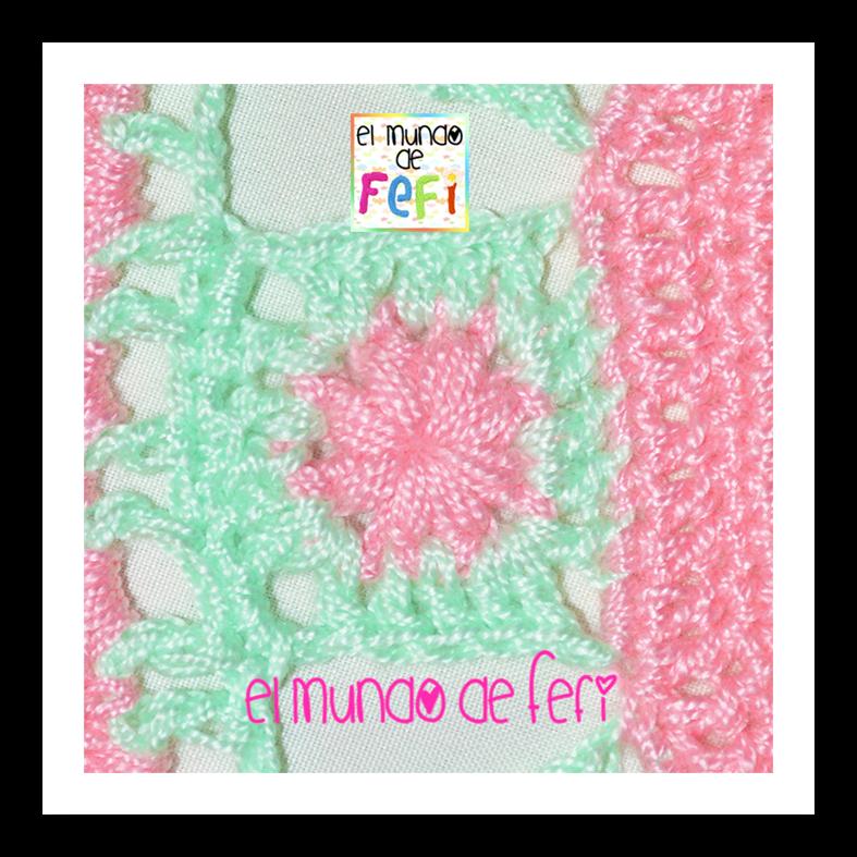 El mundo de fefi alfombra tejida al crochet for Mundo alfombra