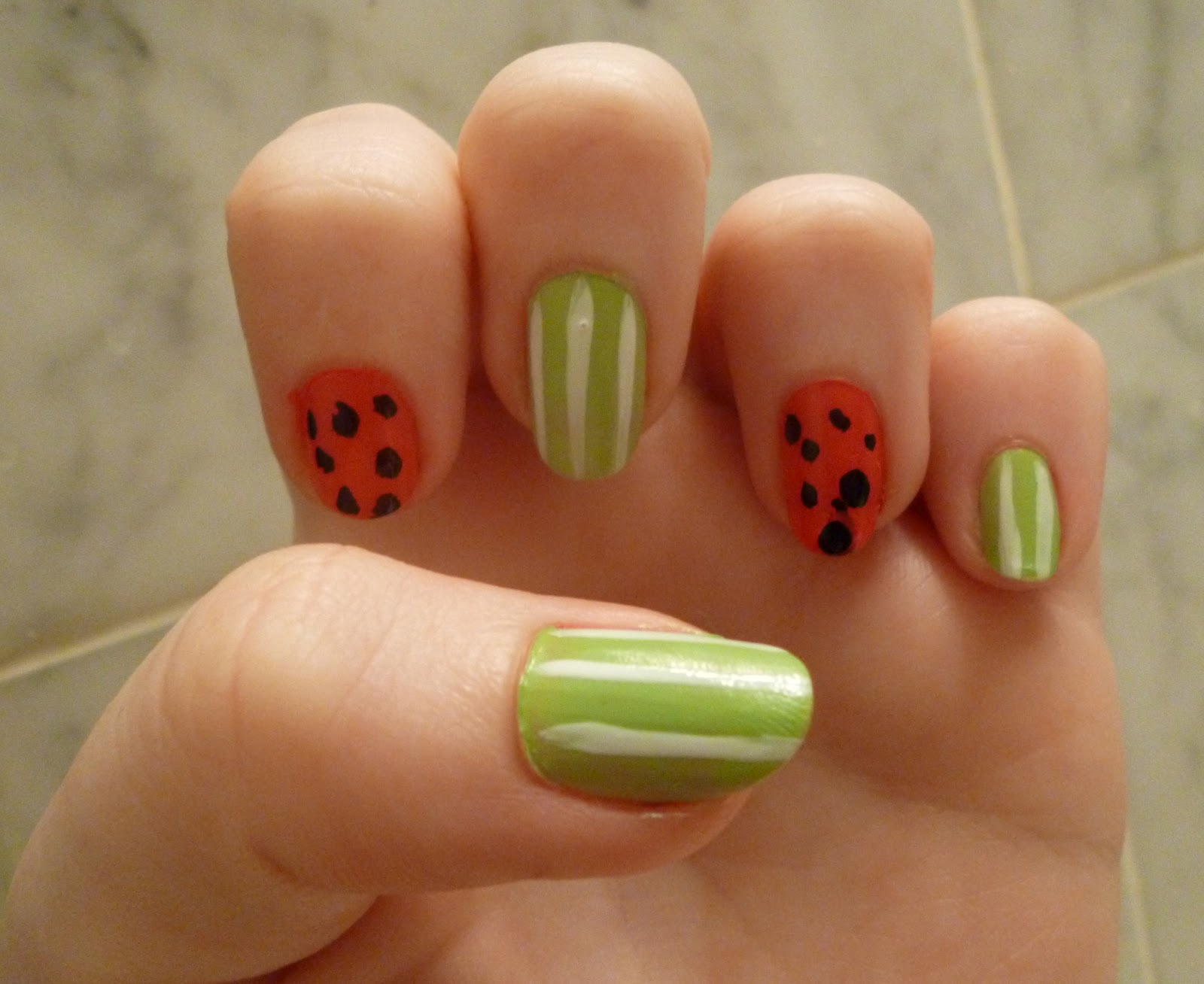Watermelon Nails Two Years Later