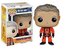 Funko Pop! Twelfth Doctor in Spacesuit