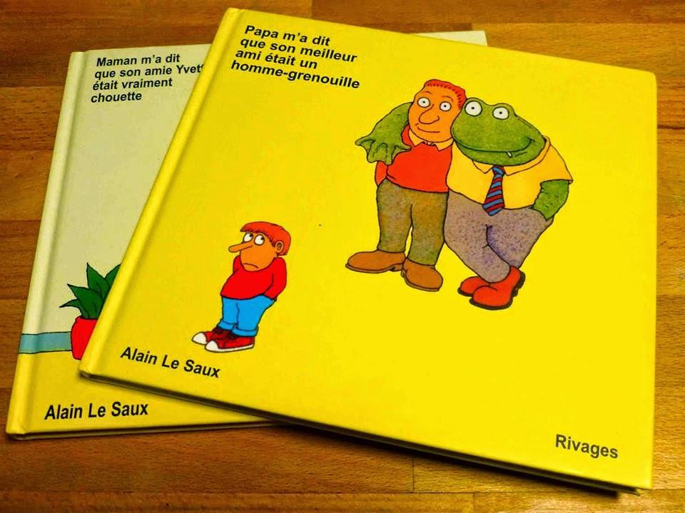 album jeunesse jeux de mots et de langage