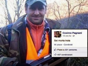 Anunció por Facebook que había asesinado a su esposa y recibió 300 'Me gusta'