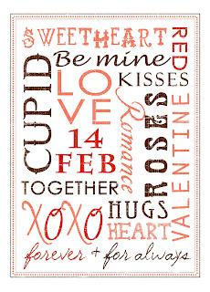 скачать на День Валентина