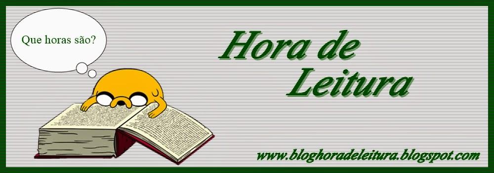 Hora de leitura