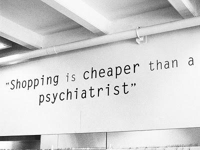 psihiatru shopping terapii