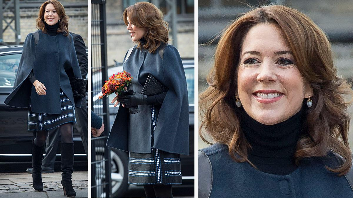 Crown Princess Mary In 2014 Newmyroyals Amp Hollywood Fashion