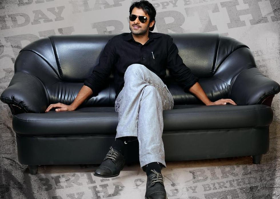 Prabhas Birthday Photos | Prabhas Rebel First Look Photos | Prabhas ...