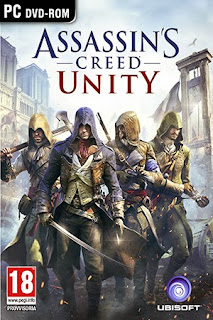 Poster Assassin´s Creed Unity