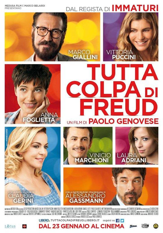 Ver Tutta Colpa Di Freud (2014) Online