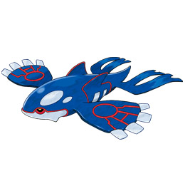 kyogre pokemon