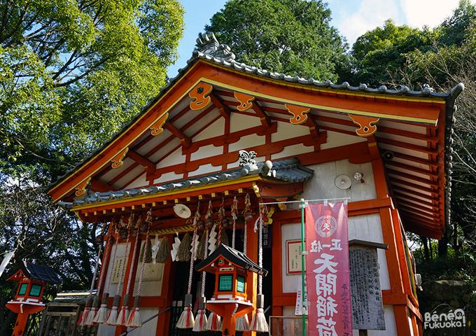 Tenkai Inari Shrine - Dazaifu, Fukuoka