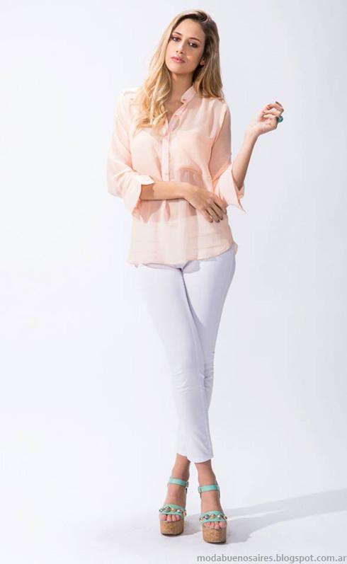 Primavera verano 2014 moda mujer. Looks Activity 2014.