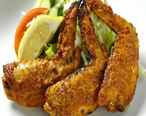 Resep Sayap Ayam Goreng Pedas | Resep Cara Membuat Masakan